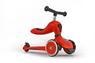 Трехколесный самокат с сиденьем Scoot&Ride Highway Kick